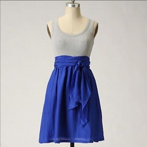 Anthro walk-a-ways dress by One September size s